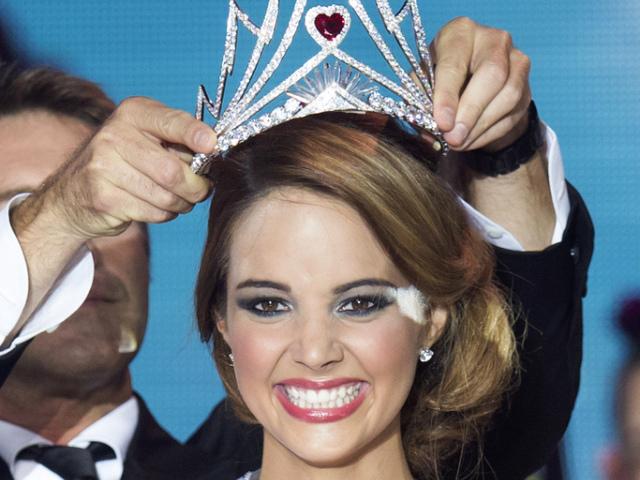 Die neue Miss Schweiz heisst Laetitia Guarino | 1815.ch
