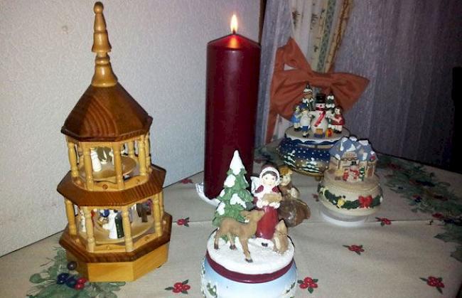 Wir wollen fotos ihrer weihnachtsdekoration for Weihnachtliche dekoration