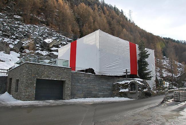 Bekannt Zermatter Bauunternehmer muss Wohnhaus abreissen | 1815.ch KW32