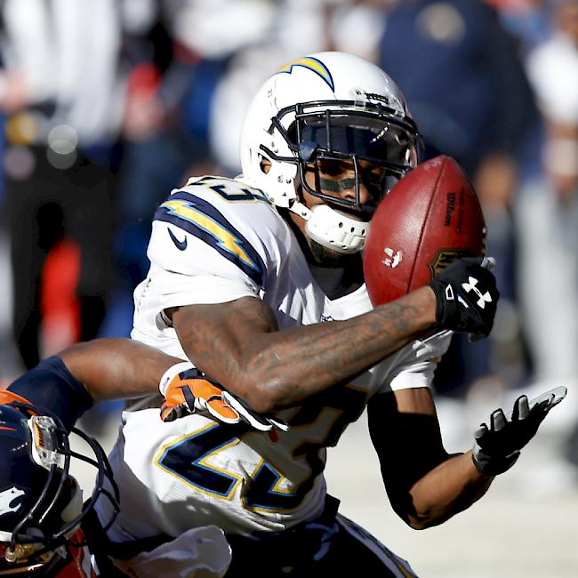 San Diego Chargers Cornerbacks: Drei NFL-Teams Beantragen Umzug Nach Los Angeles