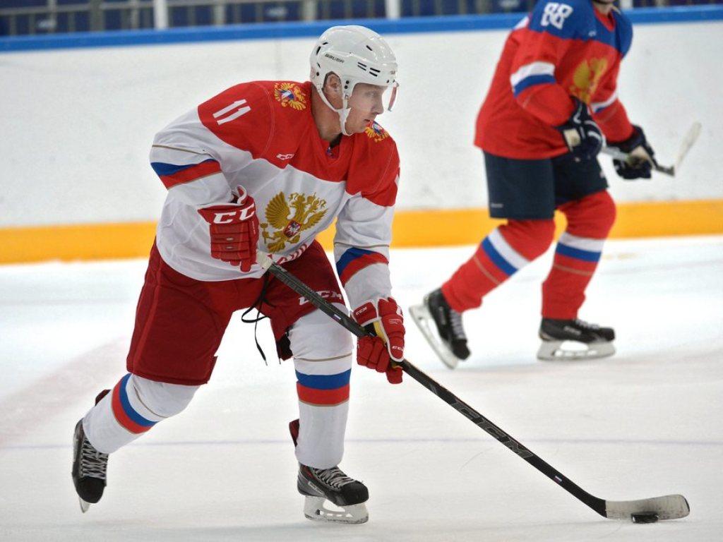 Russischer Torwart