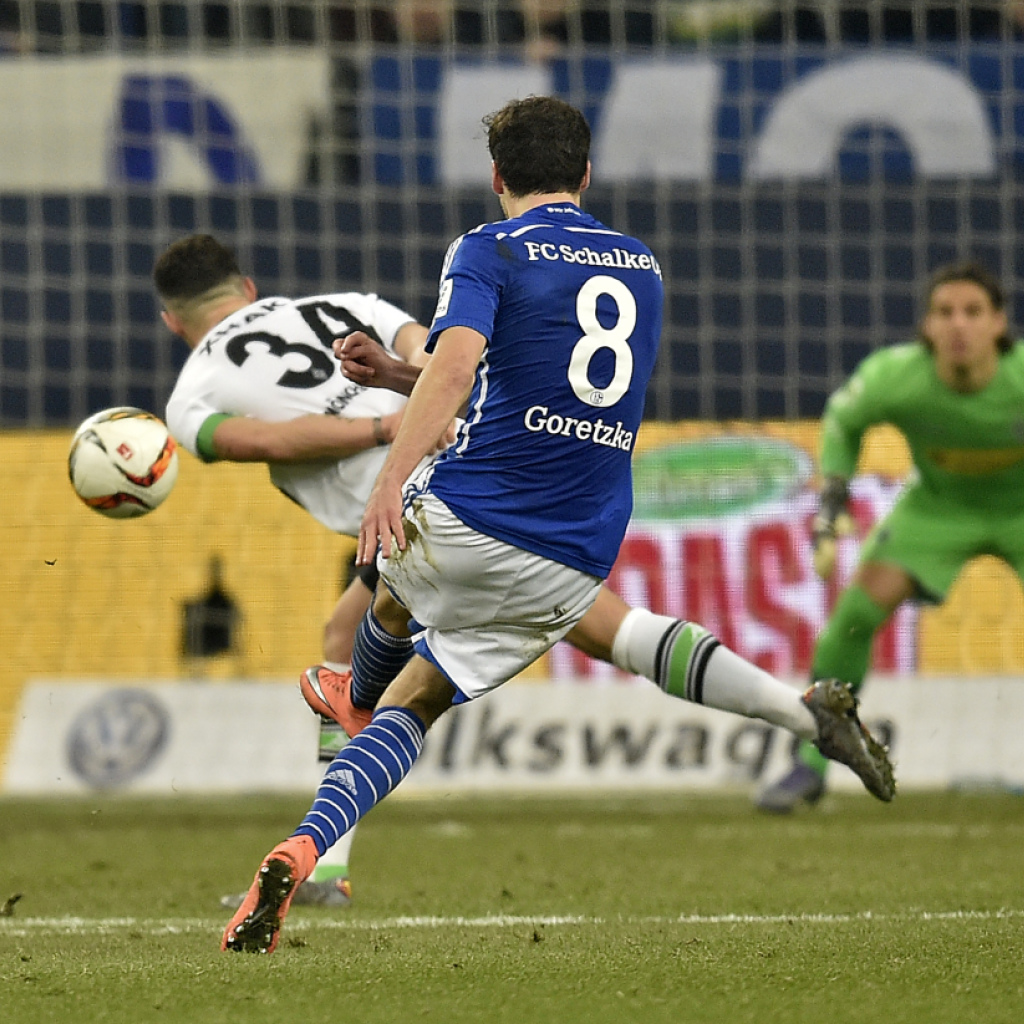 Schalke Gladbach
