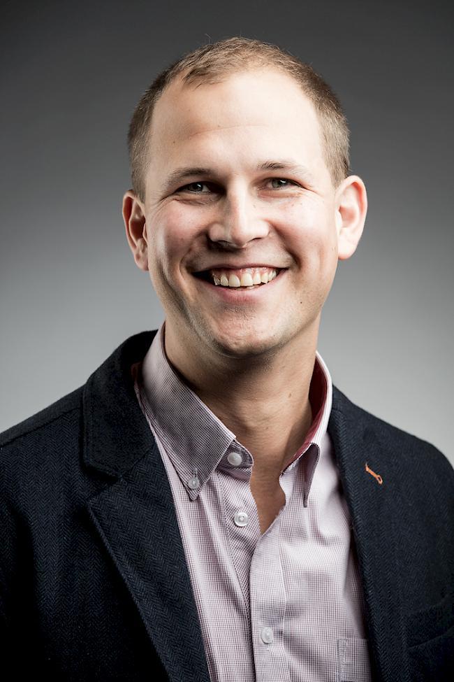 <b>Christian Ziörjen</b> ist OK-Präsident für die Sendung «SRF bi de Lüt – ... - zioerjen_christian_touirsmus_zermatt_01_46-16.650x0n