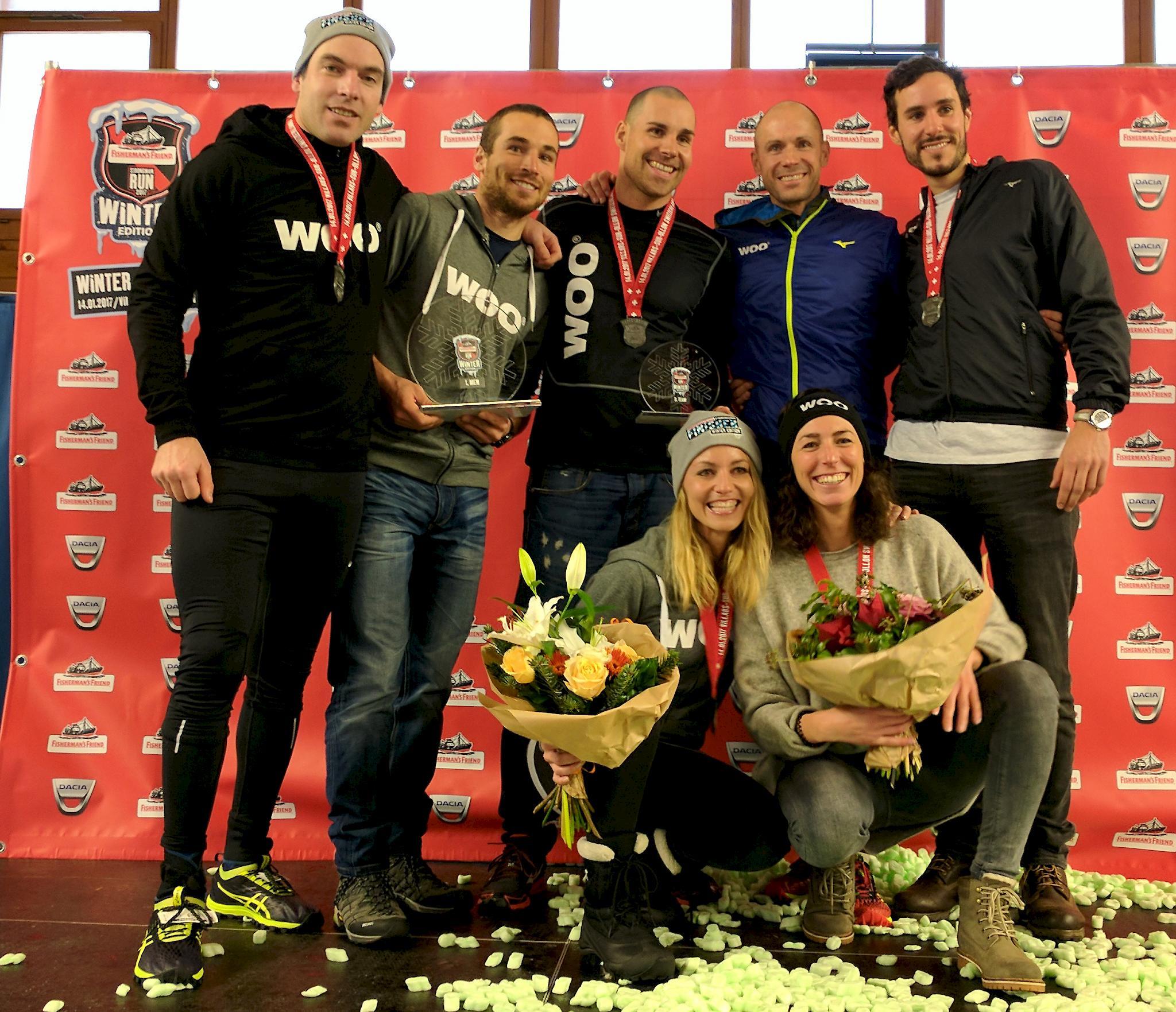 Oberwalliser gewinnt Fishermans Friend Strongman Run 2017