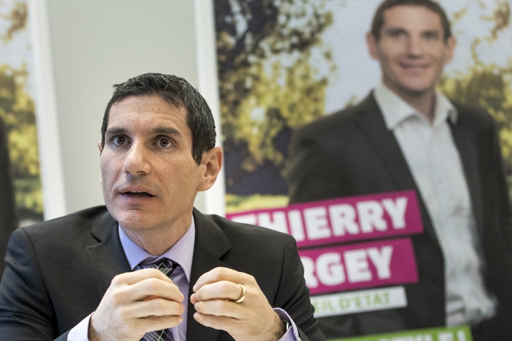 Largey will für die Grünen in den Staatsrat