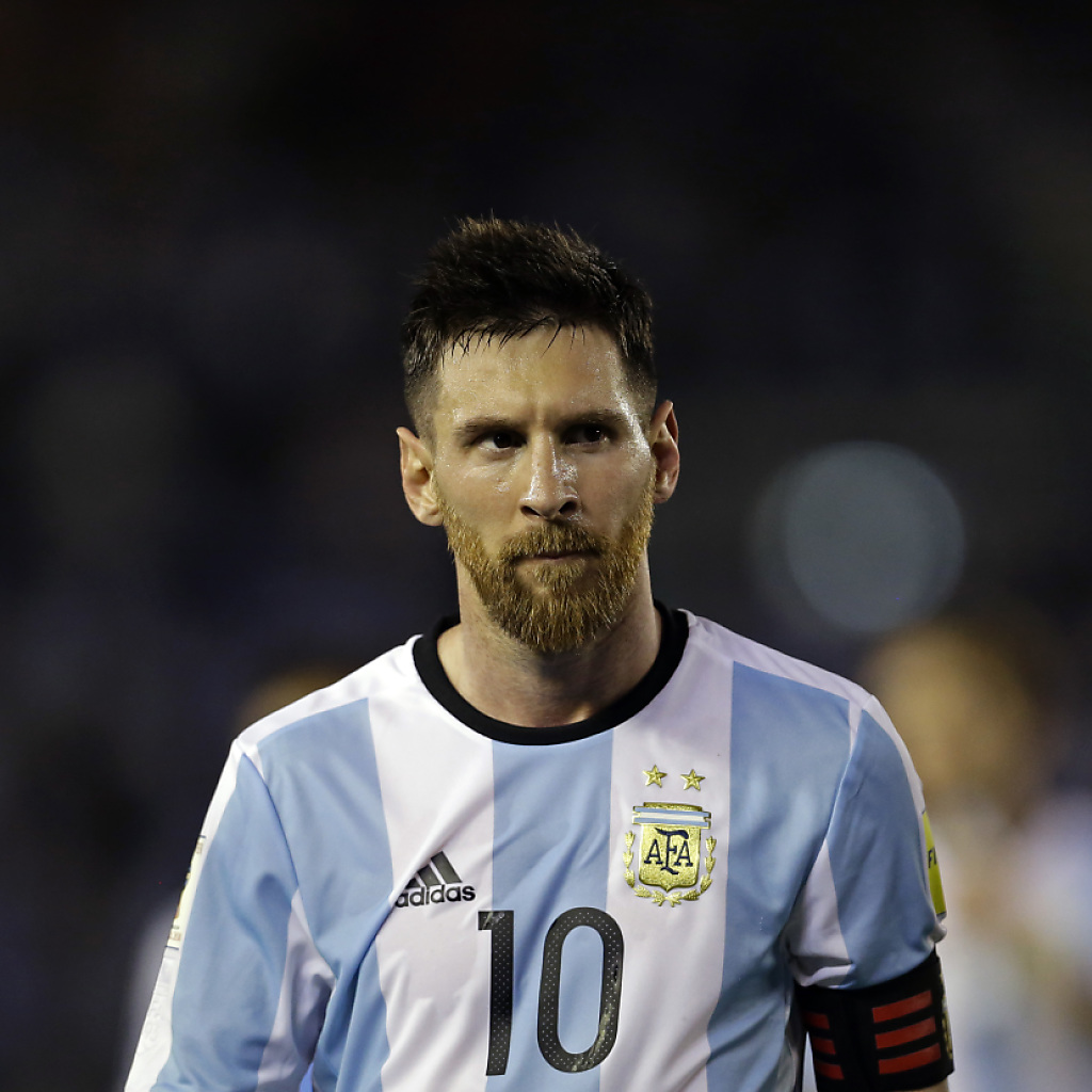 Messi Gesperrt