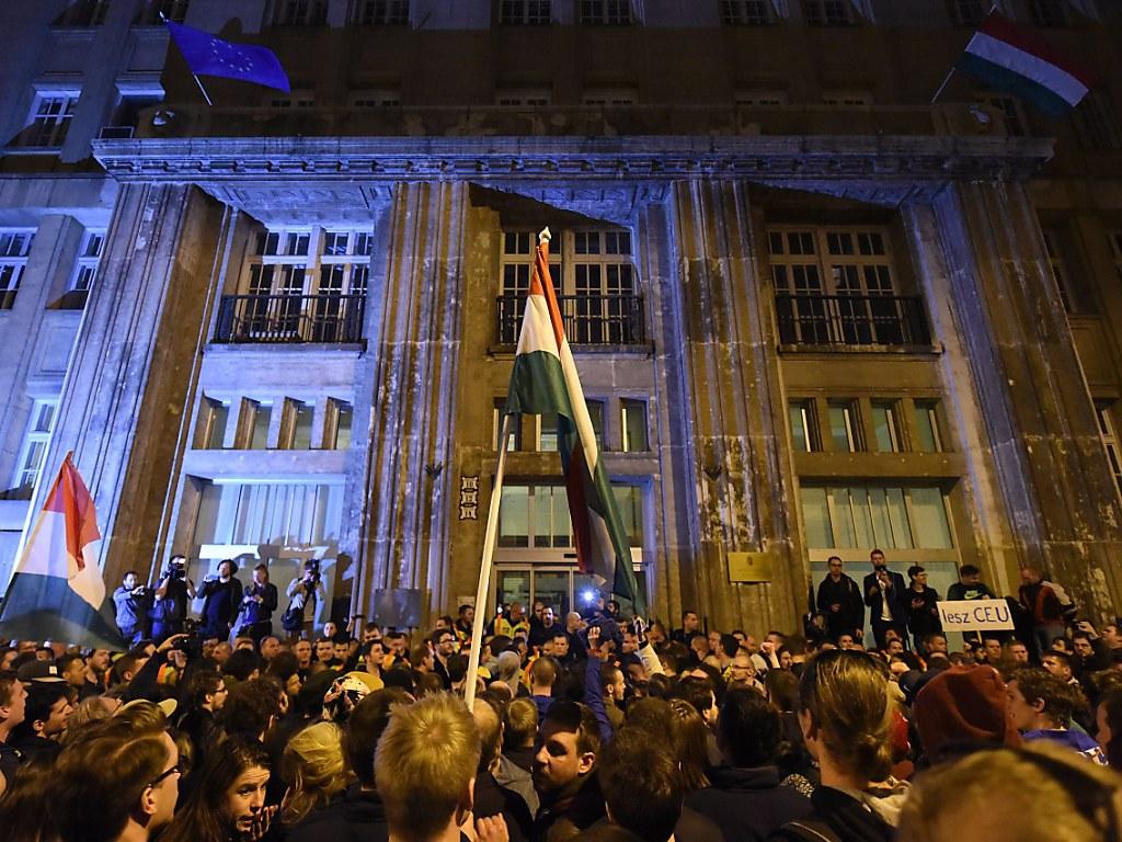 Universität Ungarn
