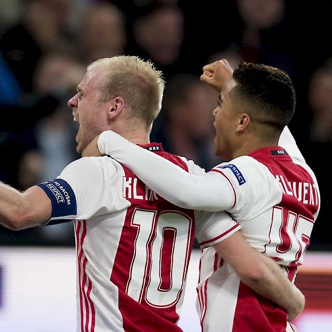 Ajax Gegen Schalke