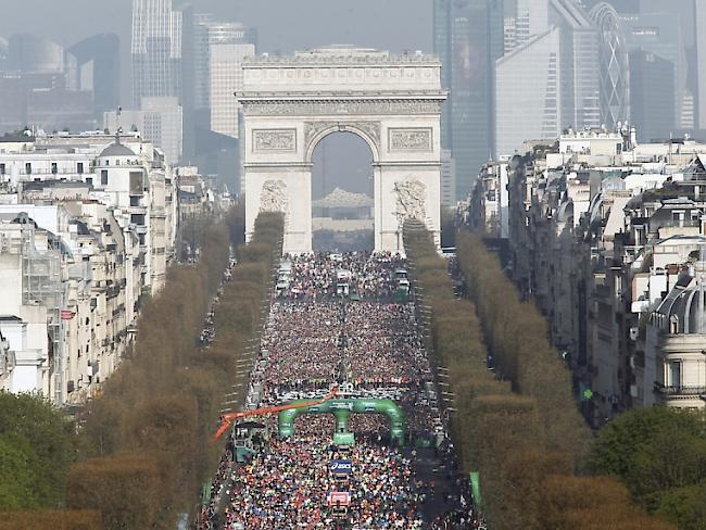 Paris Schießerei