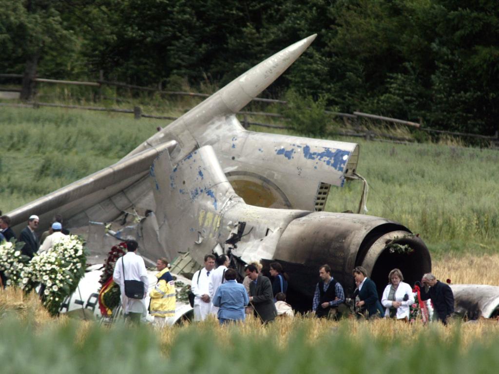 Flugzeugkatastrophe
