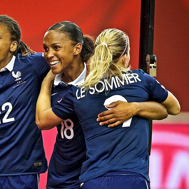 Island Gegen Frankreich