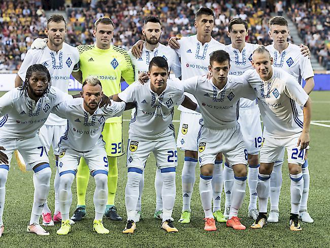 Dynamo Kiew Tabelle