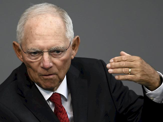 Bundestagspräsidenten