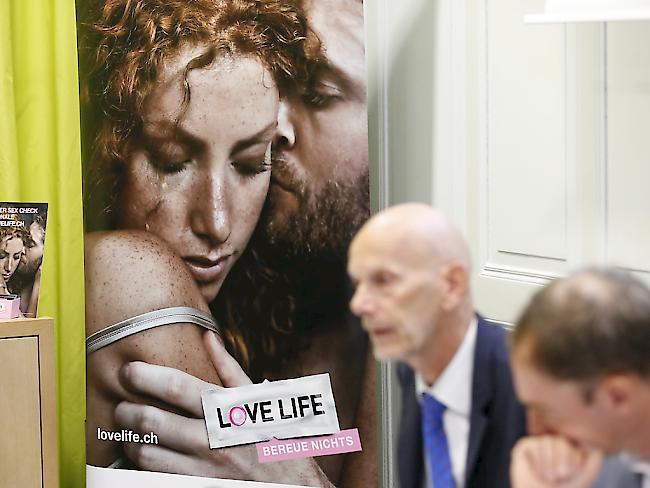 safer sex kampagne in Scarborough
