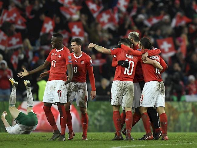 Schweiz Gegen Nordirland