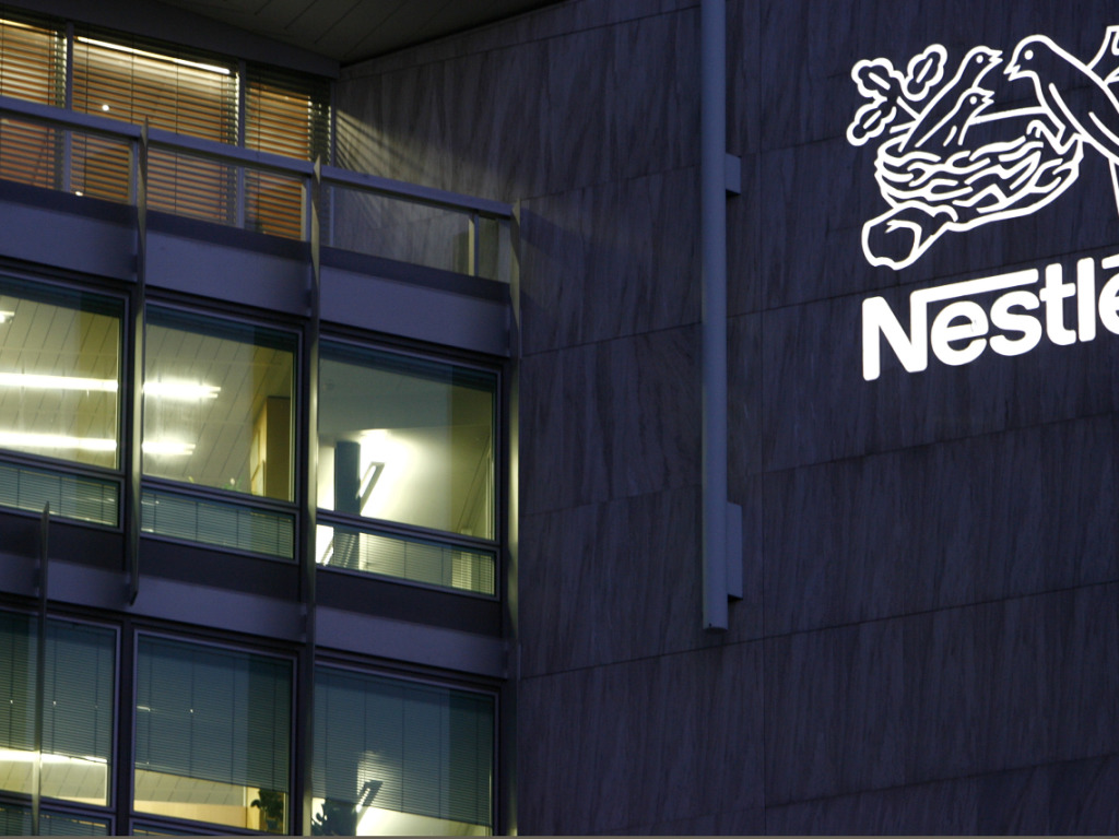 Nestlé Aktienkurs