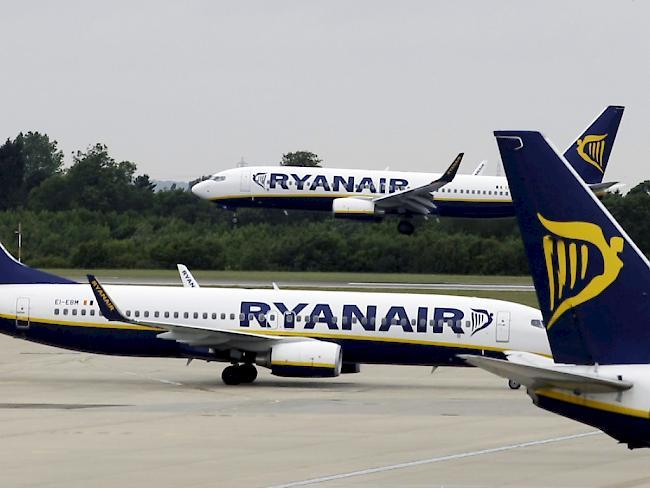 Ryanair-Passagiere können aufatmen - Weitere Streiks ...