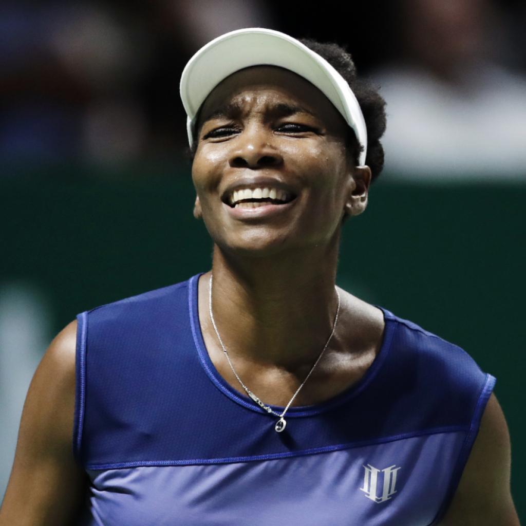 Venus Williams Unfall