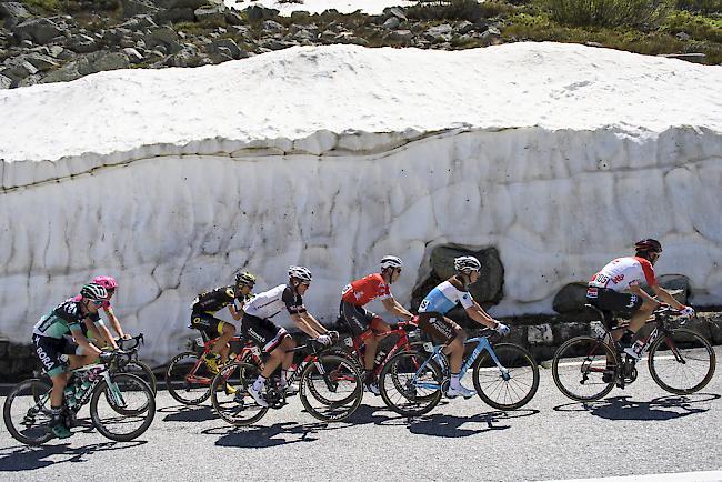 Tour De Suisse 2020.Tour De Suisse 2020 Endet In Andermatt 1815 Ch