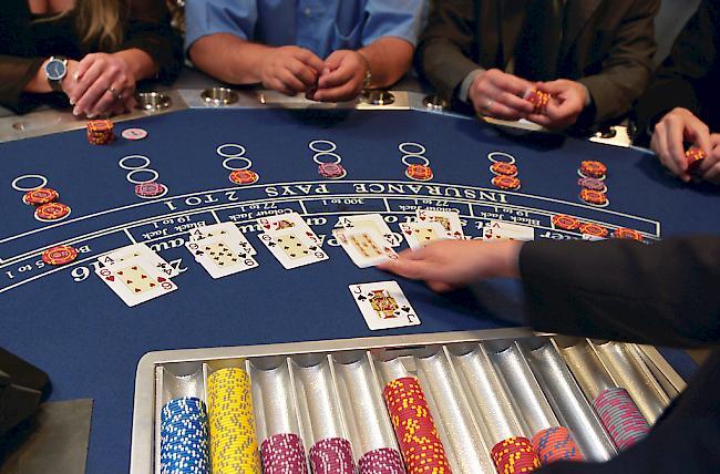 Casino Geld Verzockt